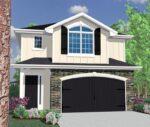 M-1582 1 House Plan