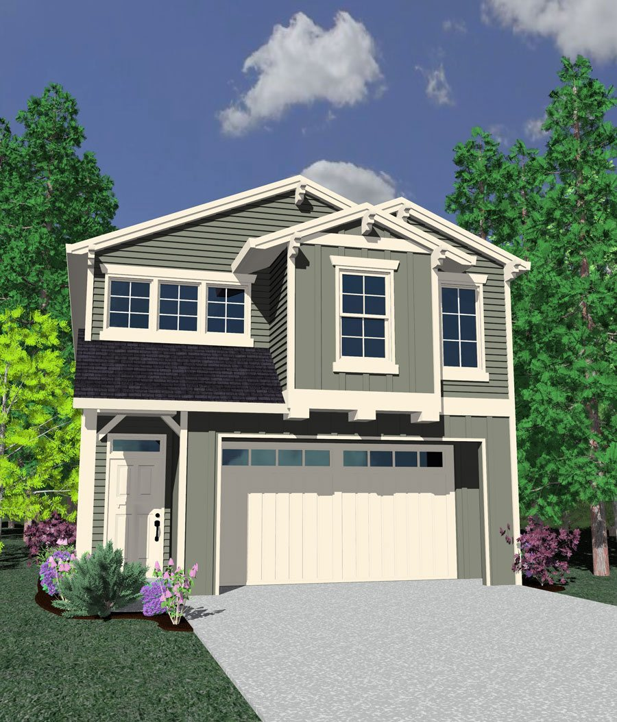 Ramble On House Plan
