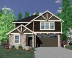 Allison House Plan Front