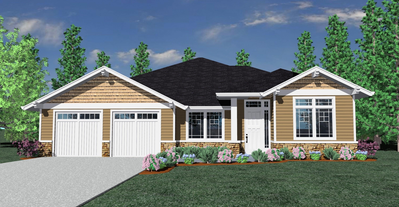 M-2386 1 House Plan