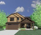 M-2387MD 1 House Plan