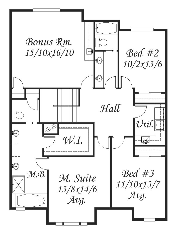 M 2536 house plan old world european style house plans for Old world floor plans