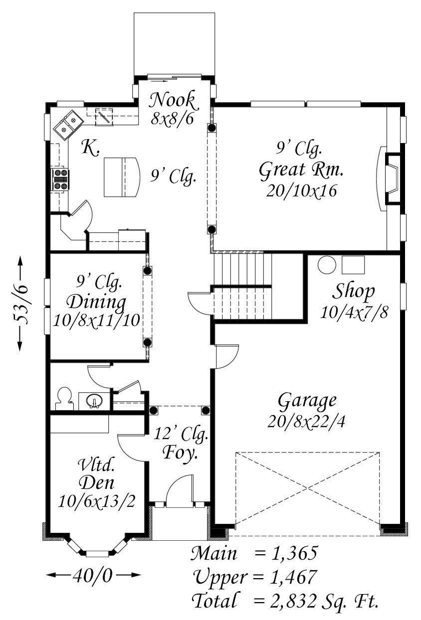 Edward 39 S Place House Plan Old World European Style House
