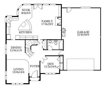 4500 Square Feet House Plans Get House Design Ideas