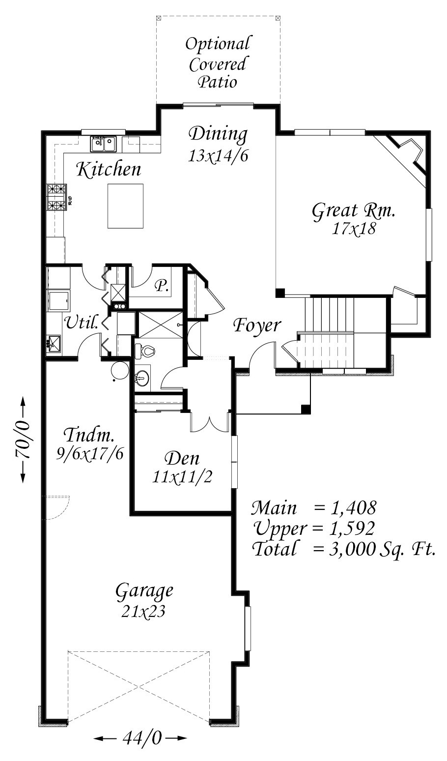 Wetherland House Plan Old World European Style House Plans