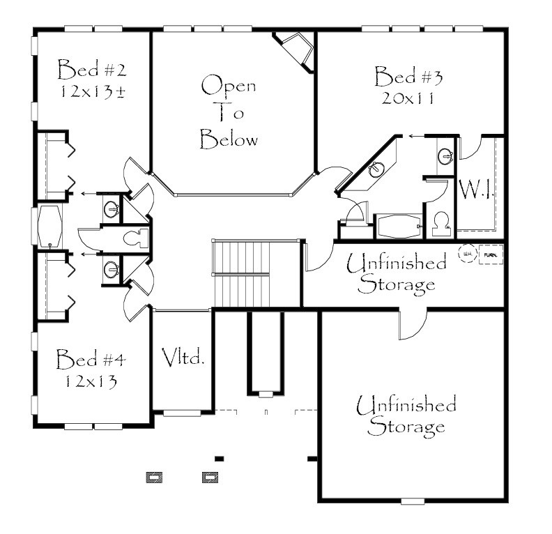 4500 Square Feet Tropical House On A Very Small Lot But: Craftsman House Plans, French