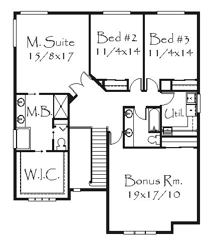 3011 House Plan Country French Country Old World