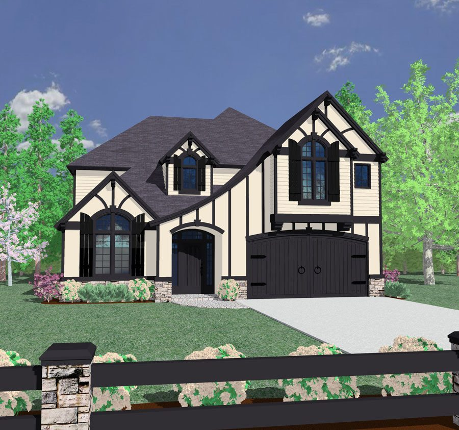 3016 House Plan French Country House Plans Old World