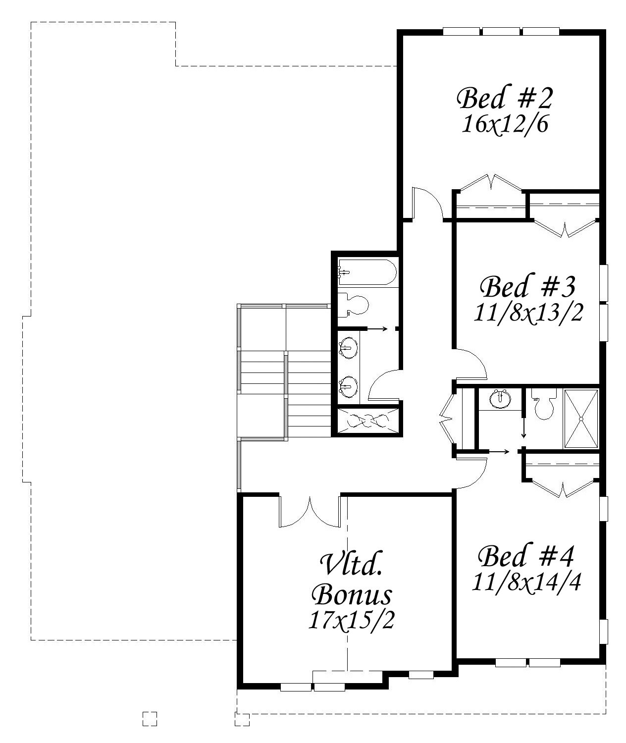 The Jordan Tofte House Plan