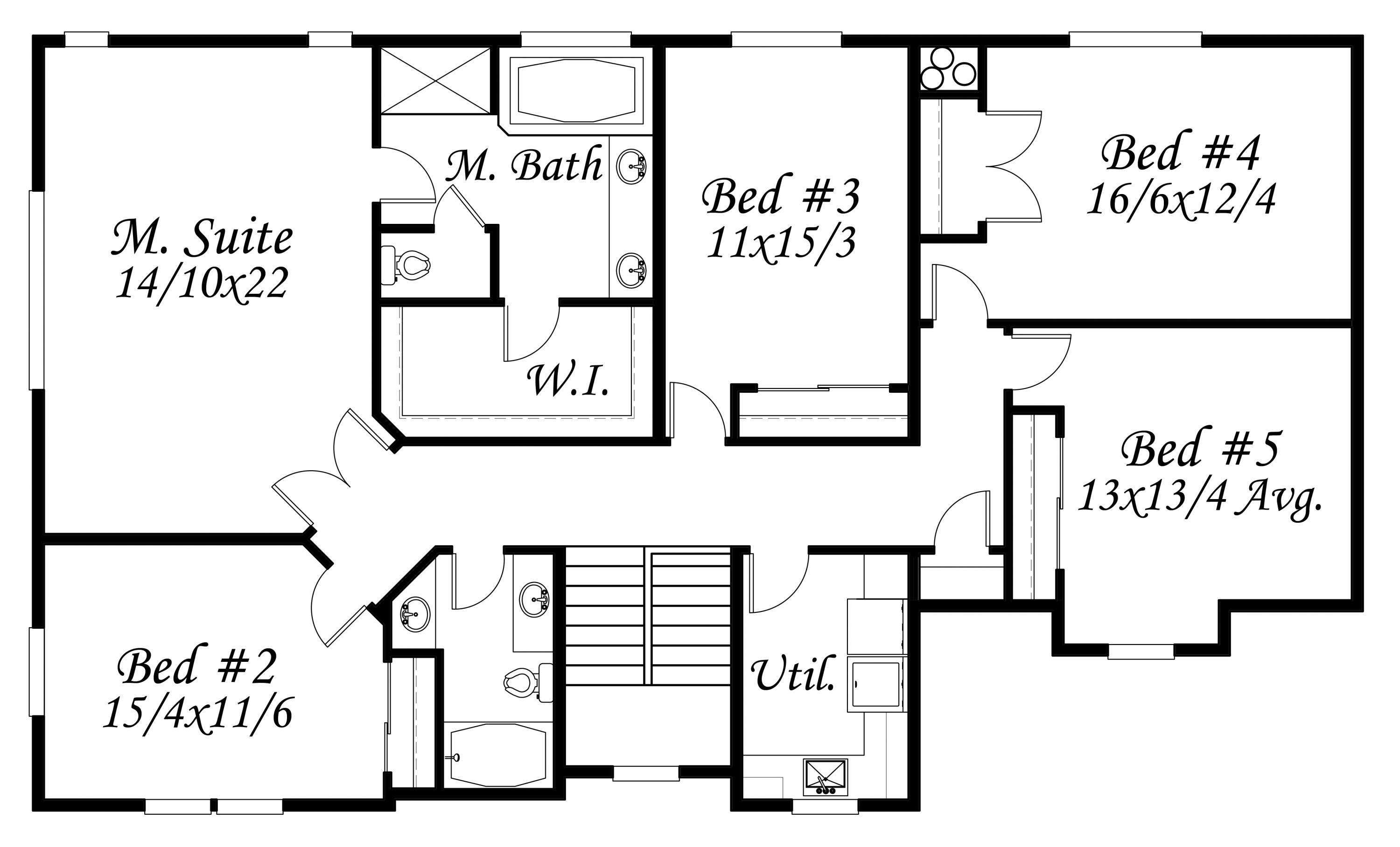 Family legacy house plan transitional house plans for Legacy homes floor plans