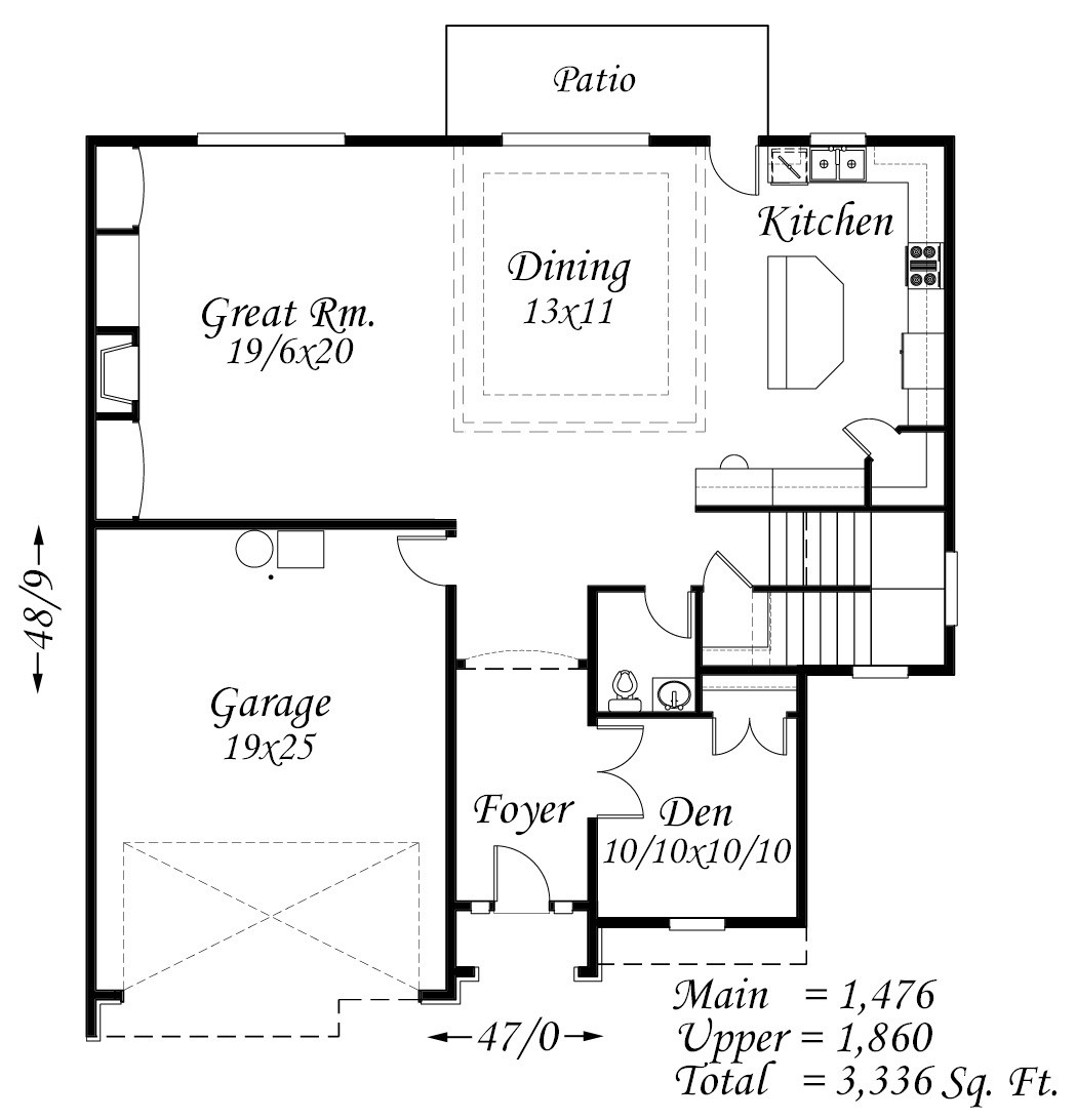 4500 Square Feet Tropical House On A Very Small Lot But: French Country House Plans