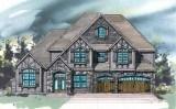 M-3447-P 1 House Plan