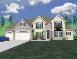 Hills View House Plan