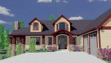 Front Rendering Close Up