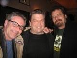 Mark with Preston and Paul Dimeo