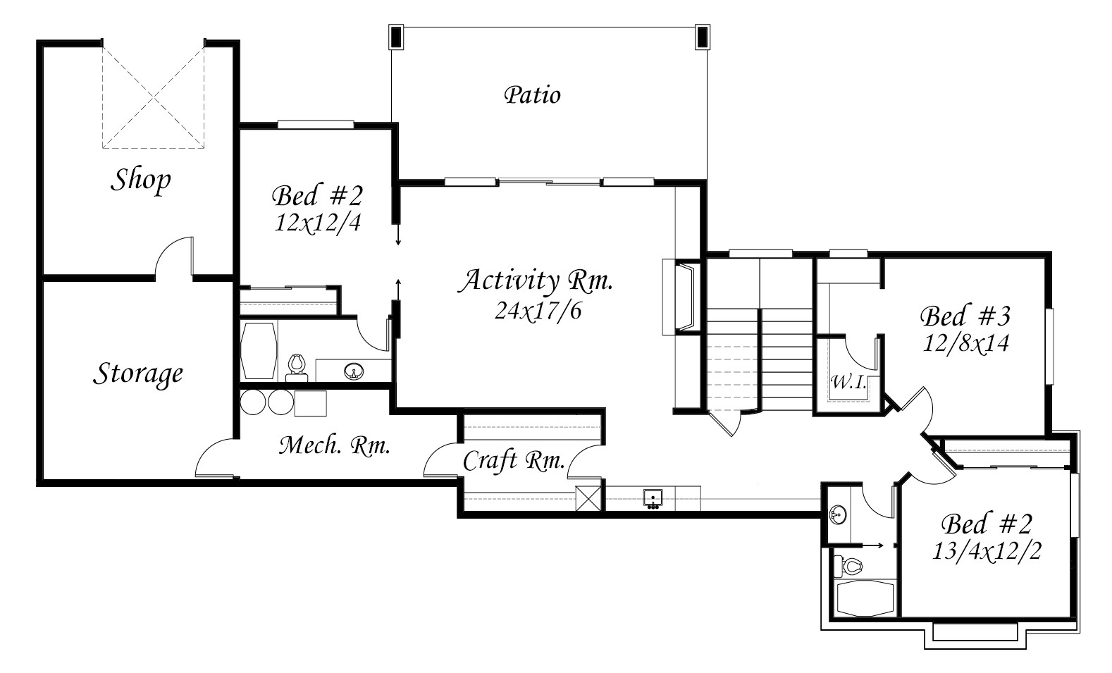 Davinci house plan old world european style house plans for Old world floor plans