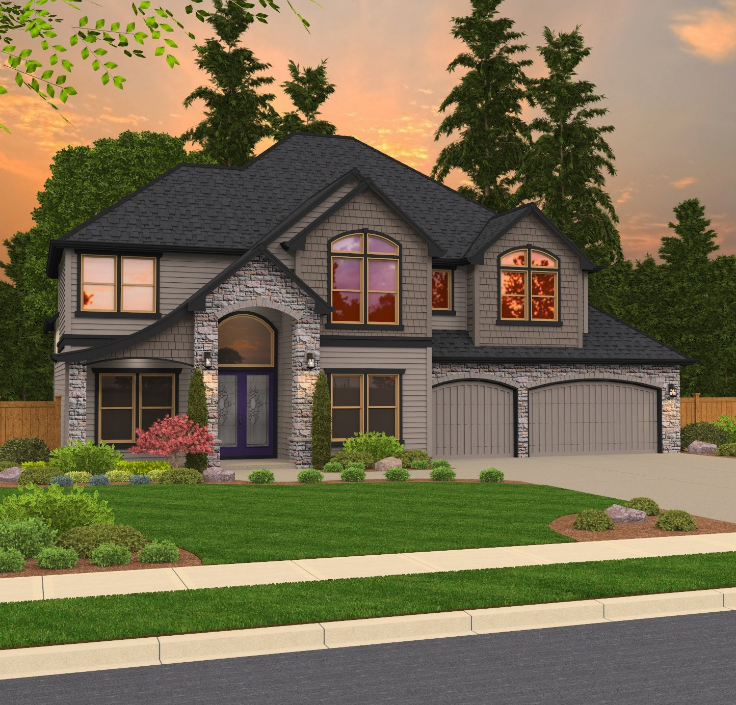 Old English House Plans Old English Style Home Designs Floor Plans