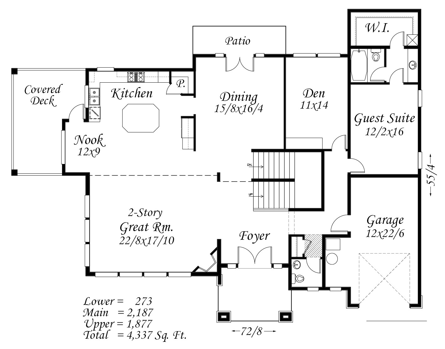 Beautiful life house plan old world european style house for Old world floor plans