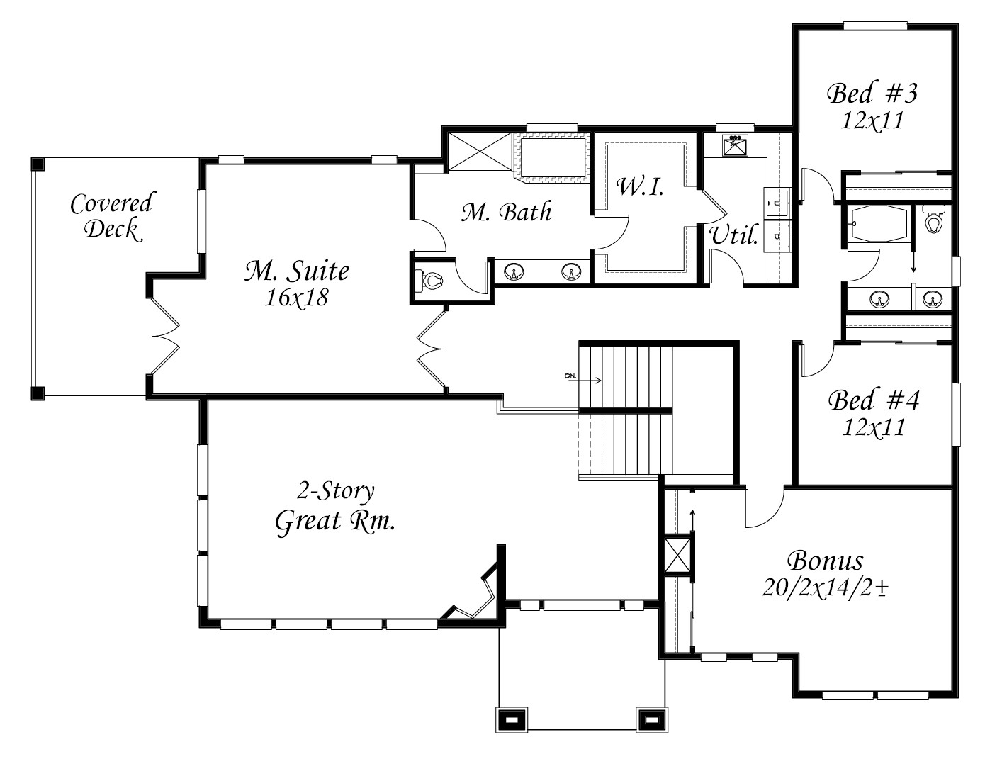 Beautiful Life House Plan Old World European Style House