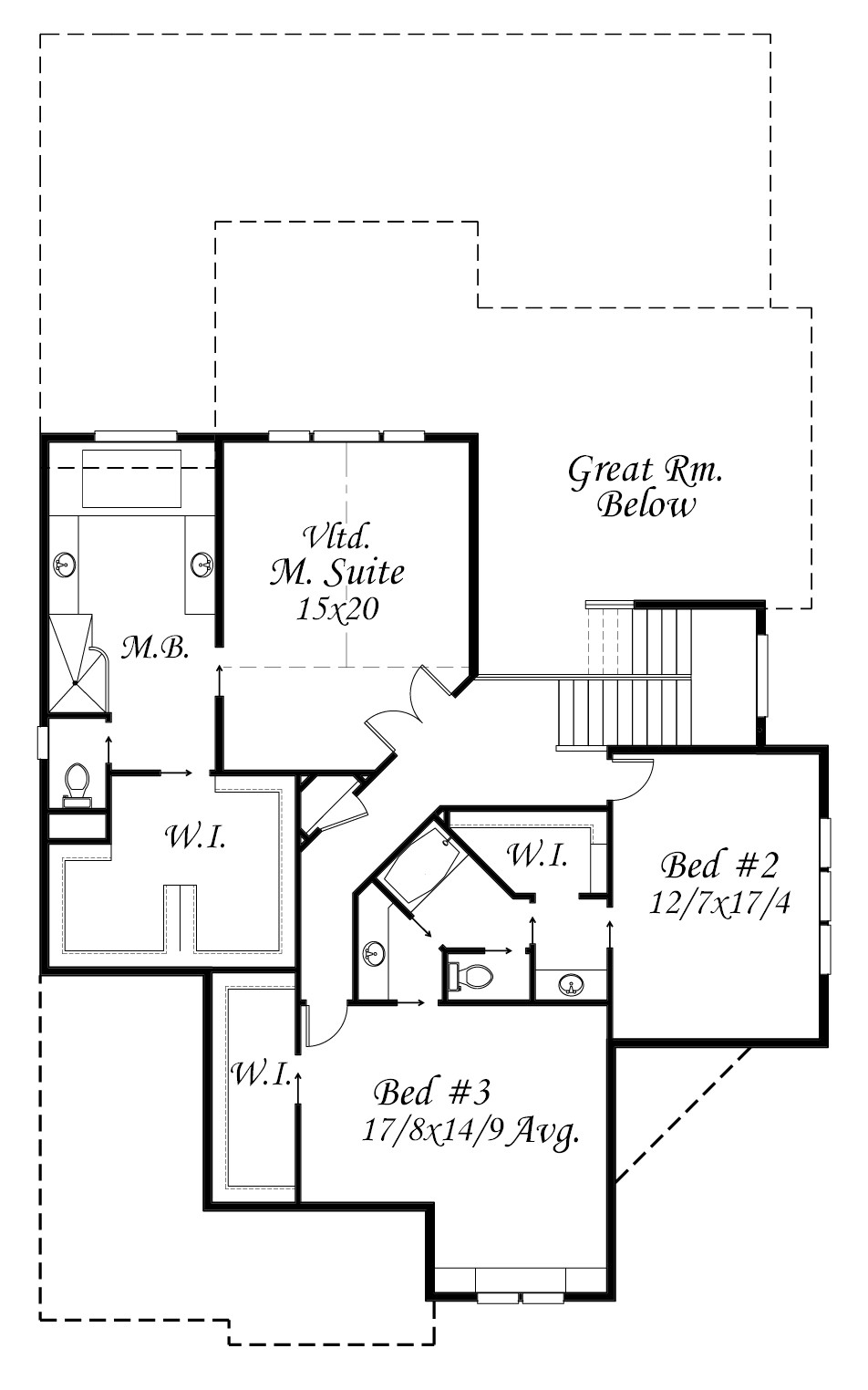 Smith Rock House Plan Old World European Style House Plans