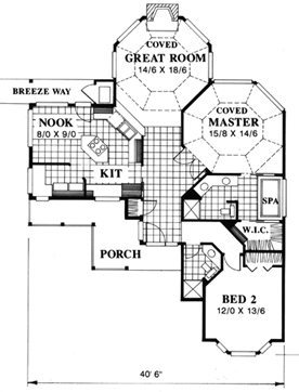 M1247cd on cute small unique house plans