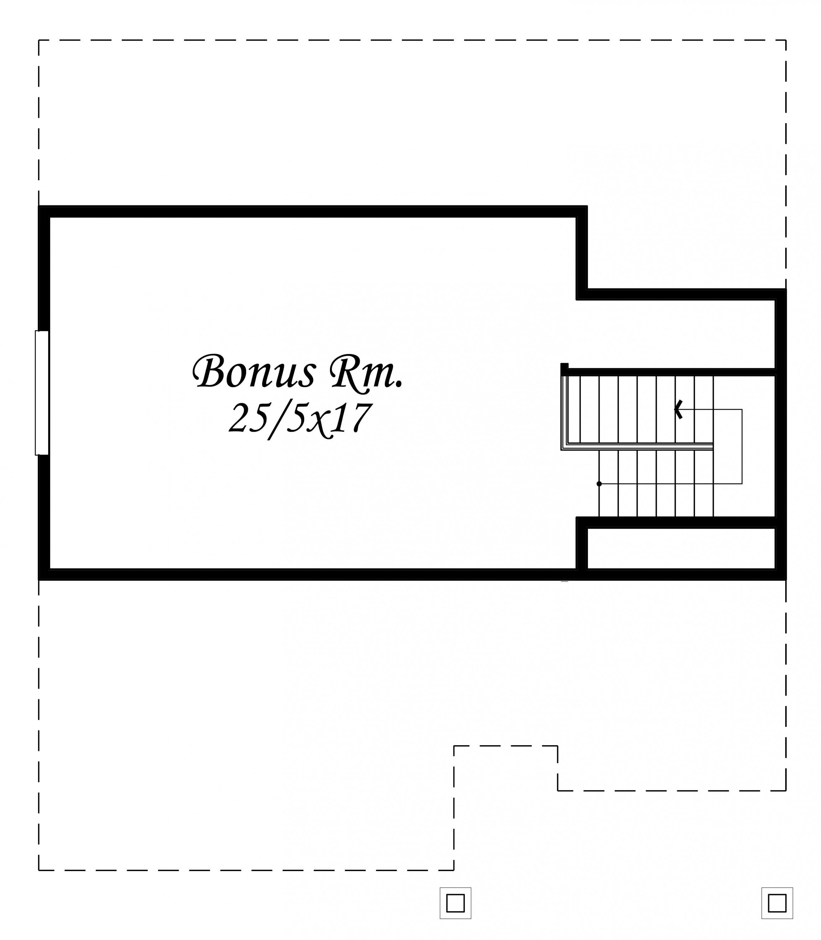 Free space house plan transitional house plans for Crawl space house plans