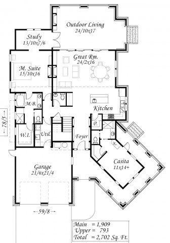 M-2702-A Main Floor