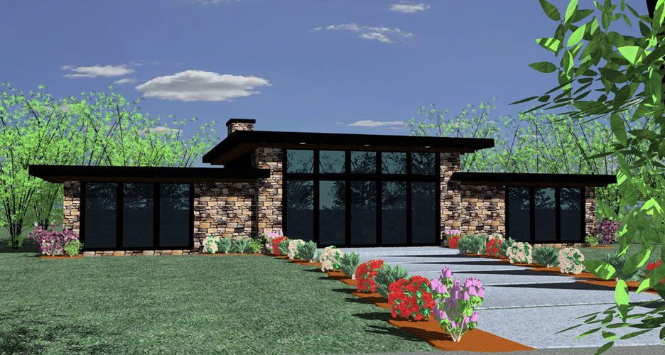 black diamond house plan | small modern homemark stewart