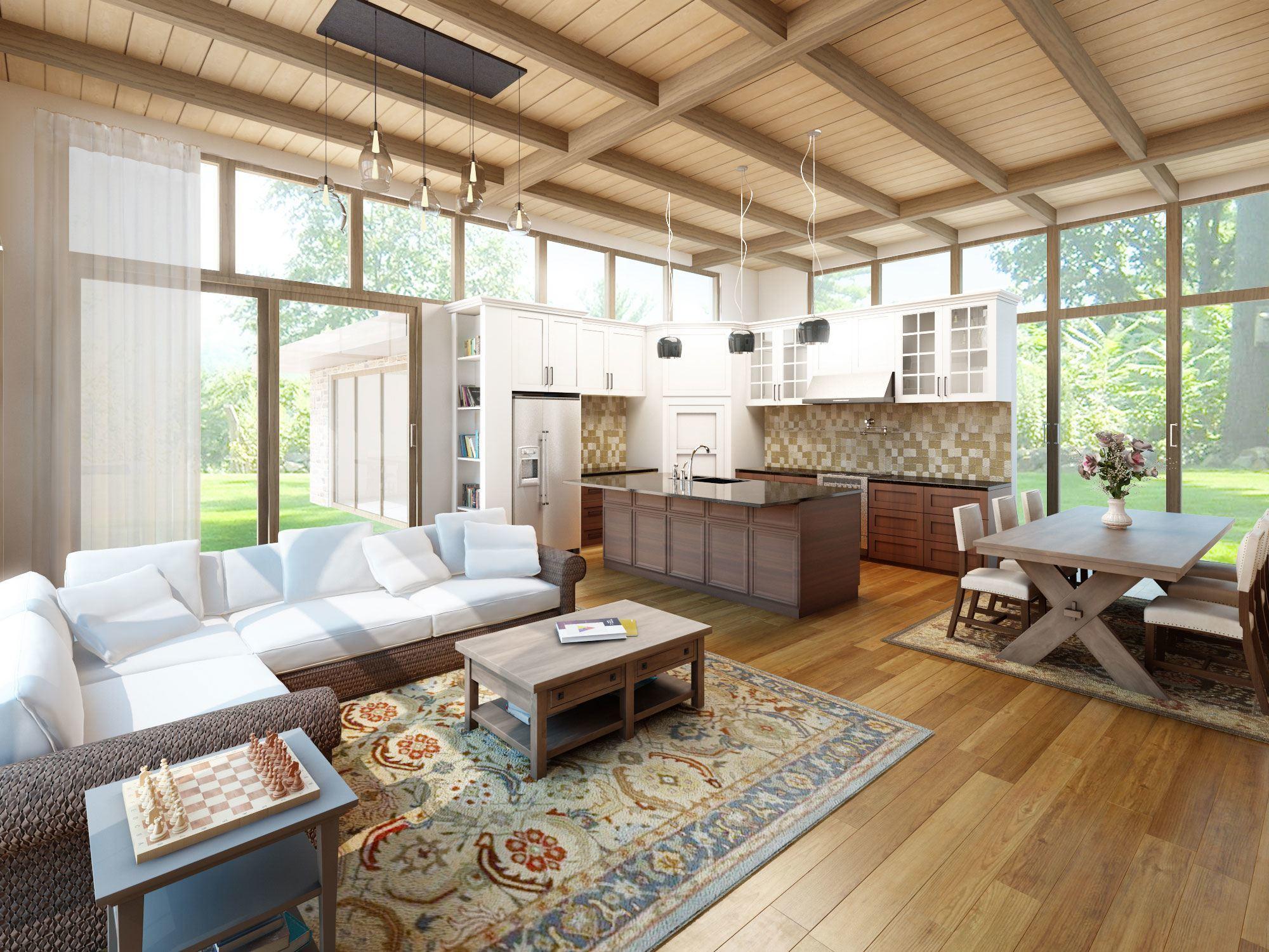 Black Diamond House Plan One Story Small Modern Home Plan