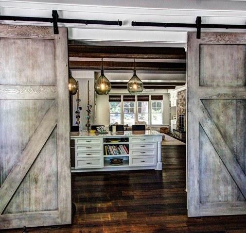 Interior Design Barn Doors