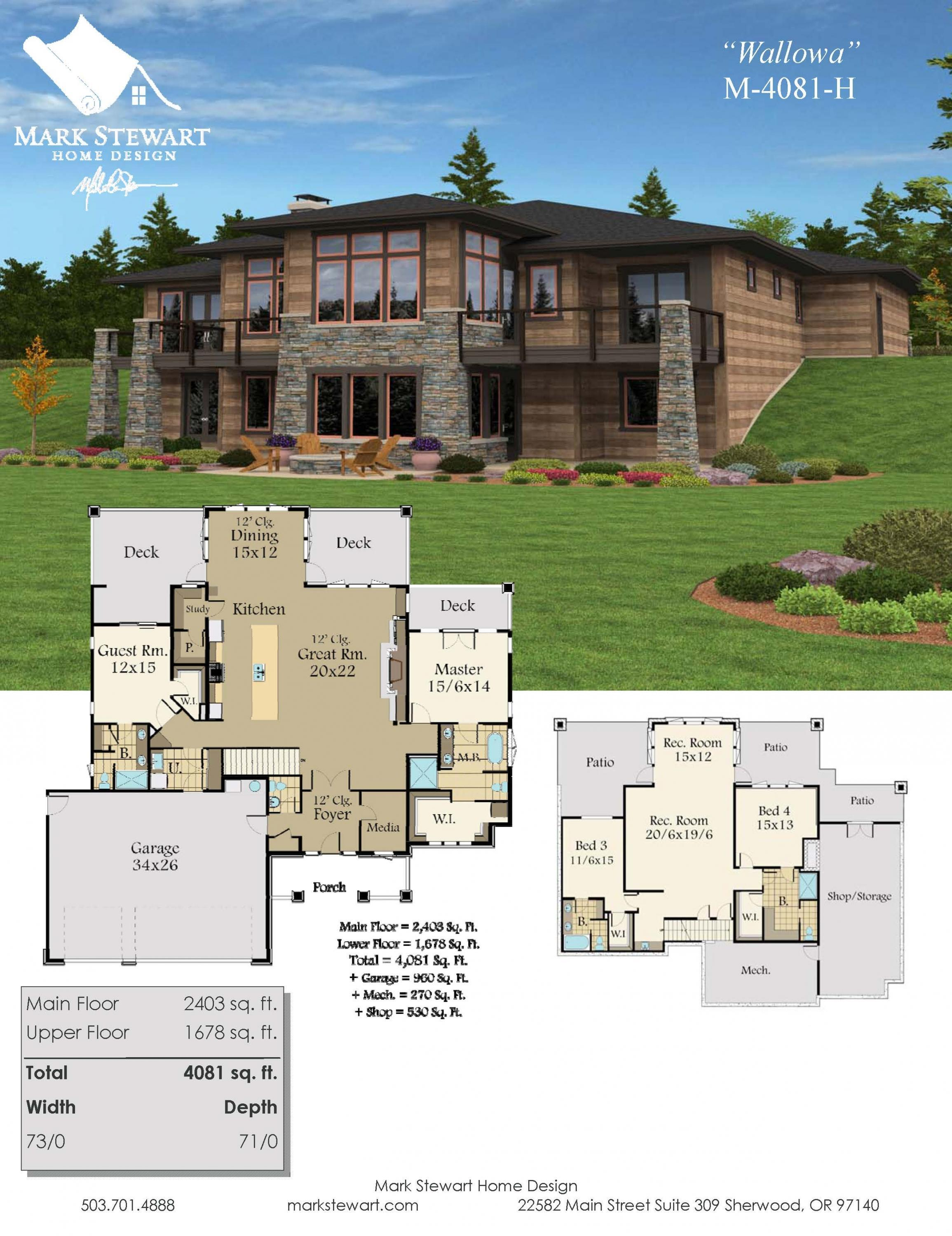 7000 To 8000 Square Foot House Plans Get House Design Ideas
