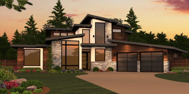 Best selling Modern House Plans