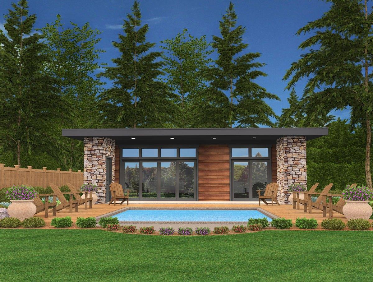 Neptune Barry Small House Plans Modern