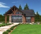 Jupiter Cabin House Plan