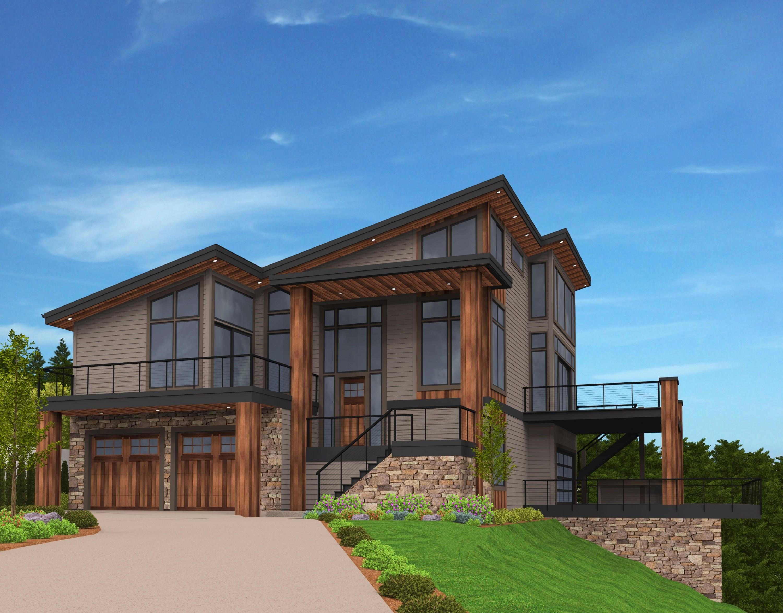 Breathless House Plan | Modern House Plans