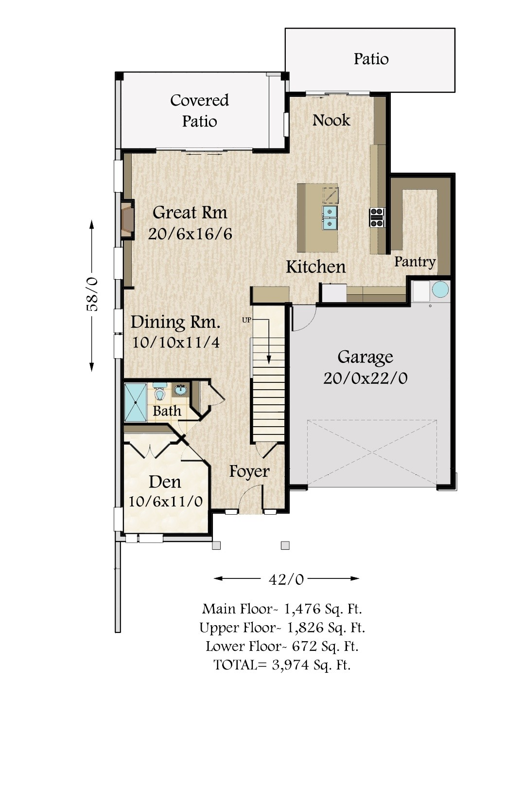 Westlake 17 mark stewart home design for Westlake floor plan