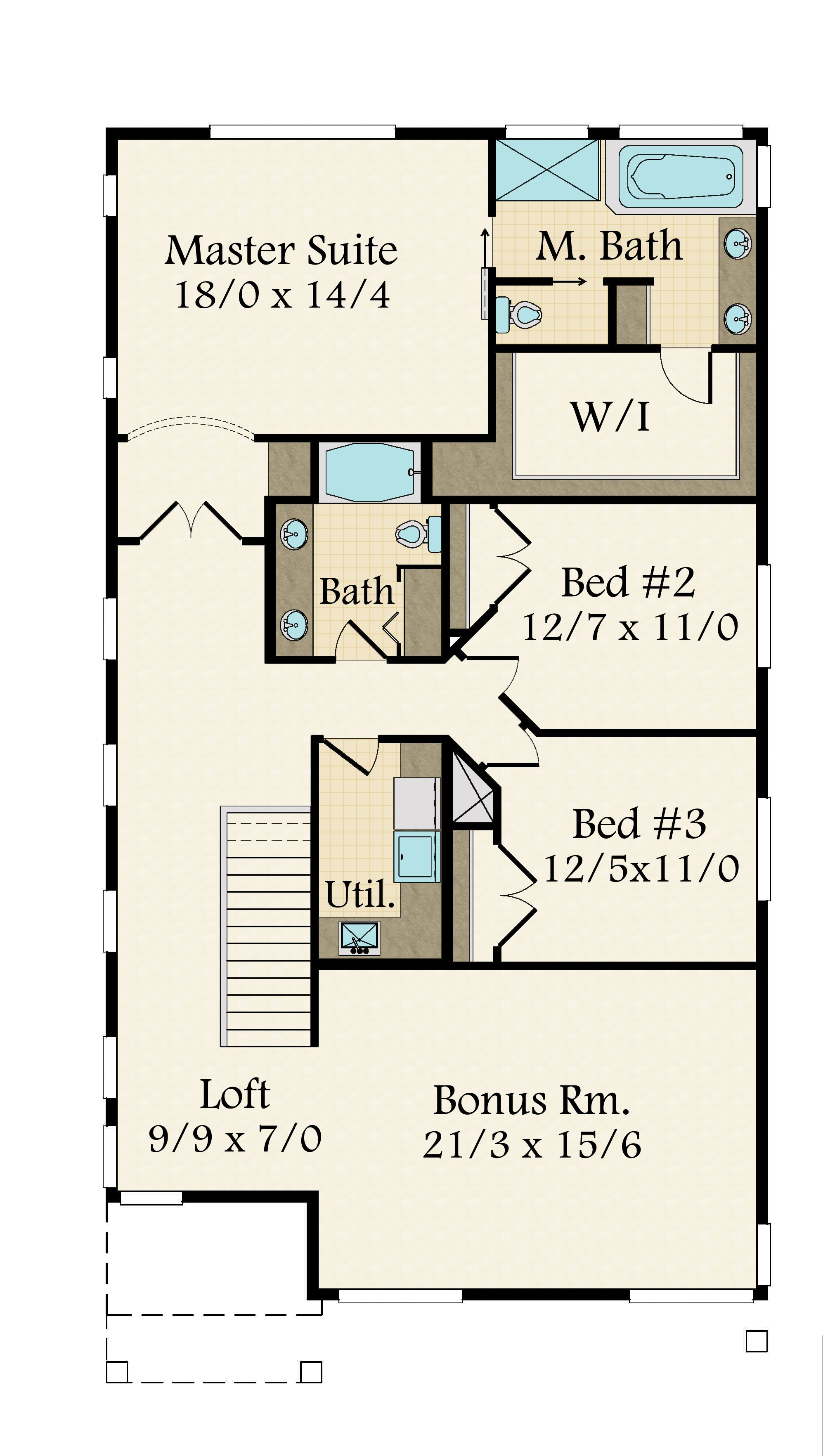 Shanti House Plan | Northwest Modern Two Story House Plan