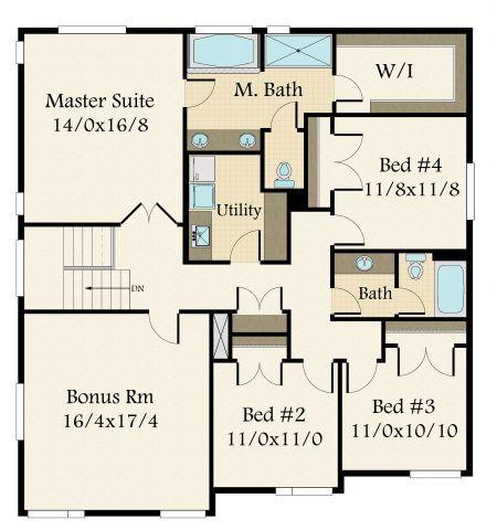 2924b-upper-floor-color
