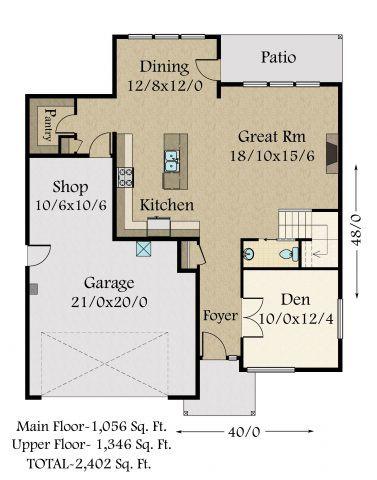 manor-homes-color-marketing-main-floor-plan
