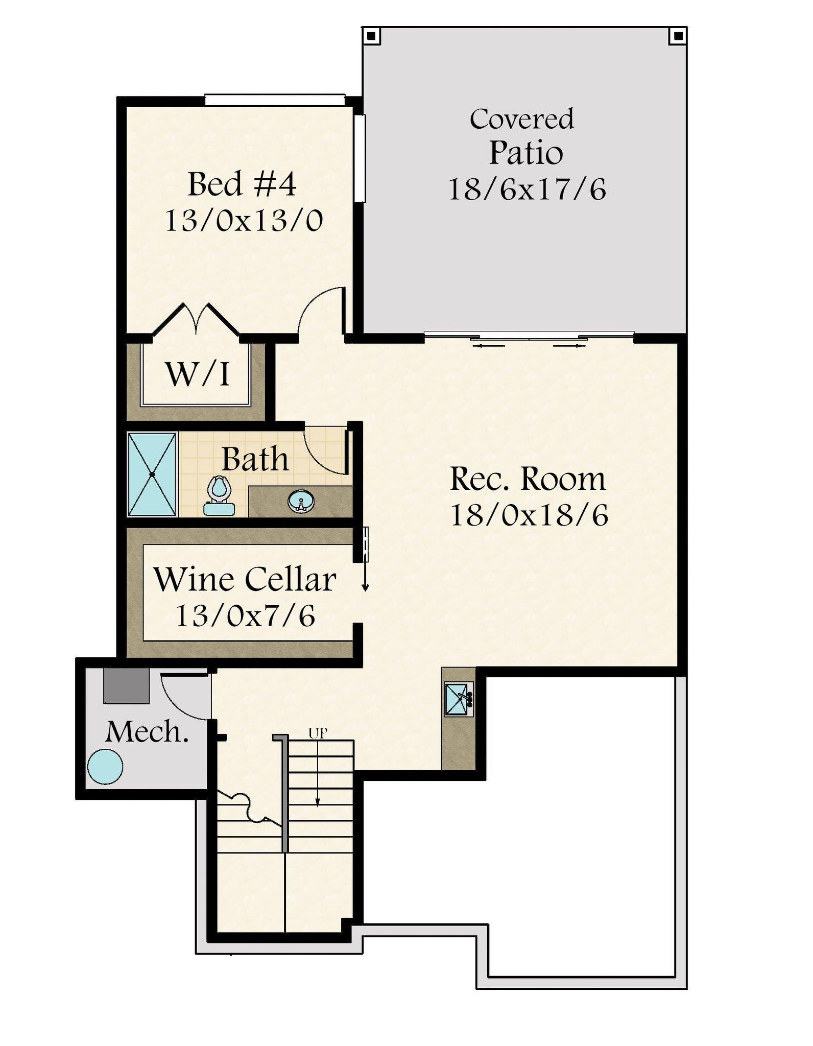 Share this  sc 1 st  Mark Stewart Home Design & Hip Burgundy House Plan | Modern Home Design