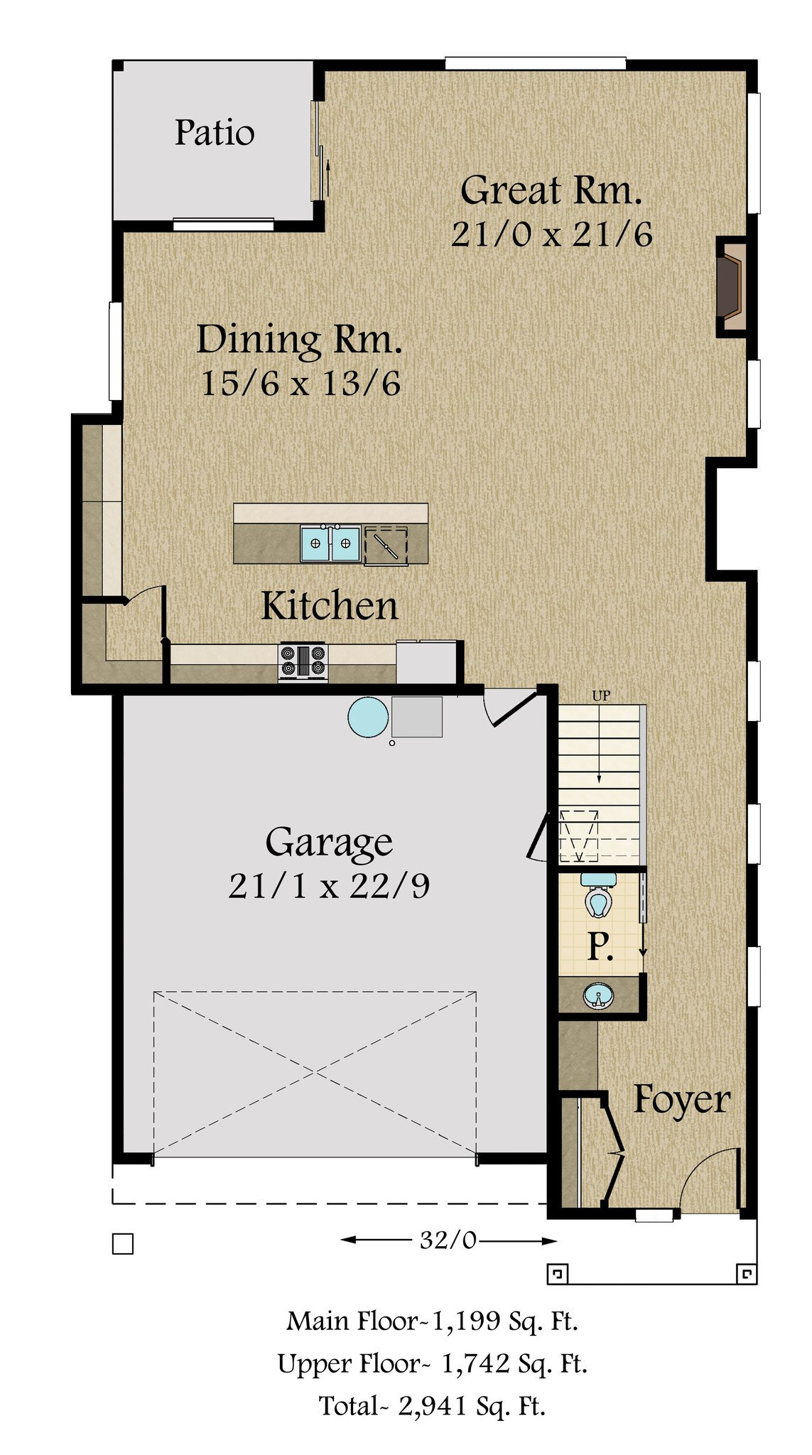 Loyal edge house plan northwest modern home design for Continental homes of texas floor plans