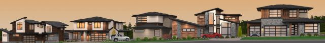 Modern House Plans with a Garage