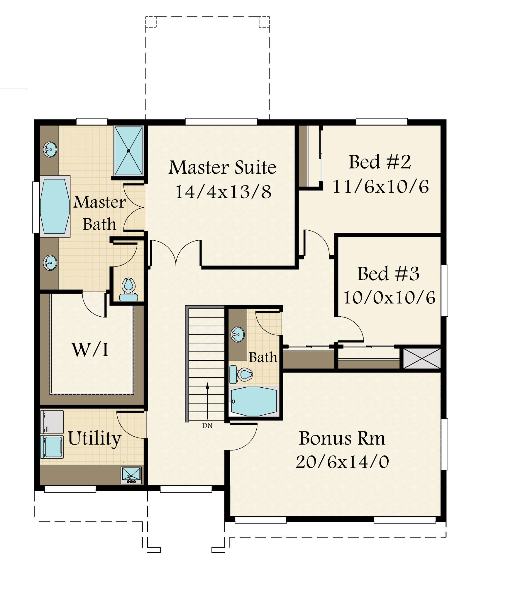 Modern Two Story Home Design By Mark