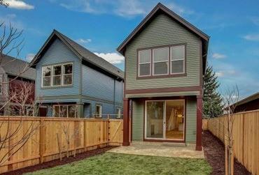 Skinny house plans