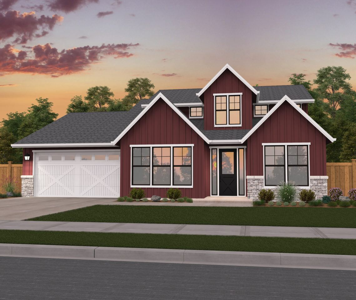Mark Stewart Home Design: Farmhouse Style House Plans By Mark Stewart Home