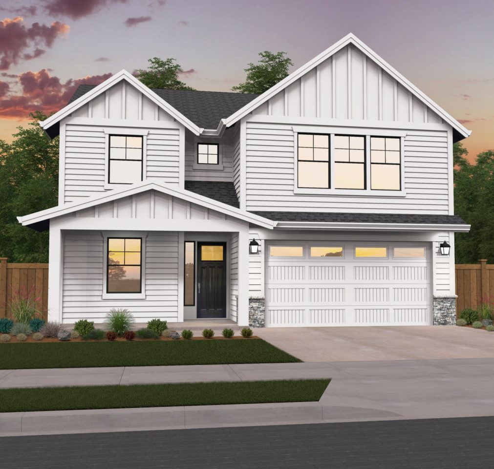 Affordable Craftsman House Plan By Mark Stewart
