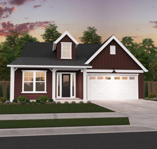 Cove Modern Farmhouse