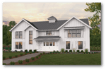 Township Modern Barn House Plan