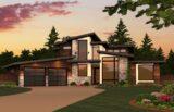 Dallas Modern Two Story House Plan