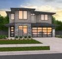 Modern Prairie House Plan